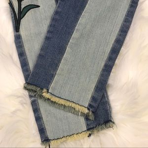 William Rast Jeans - William Rast Patchwork Jeans sz 28